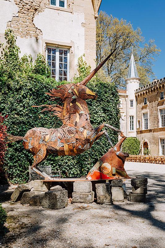 Beauregard Licorne - Unicorn